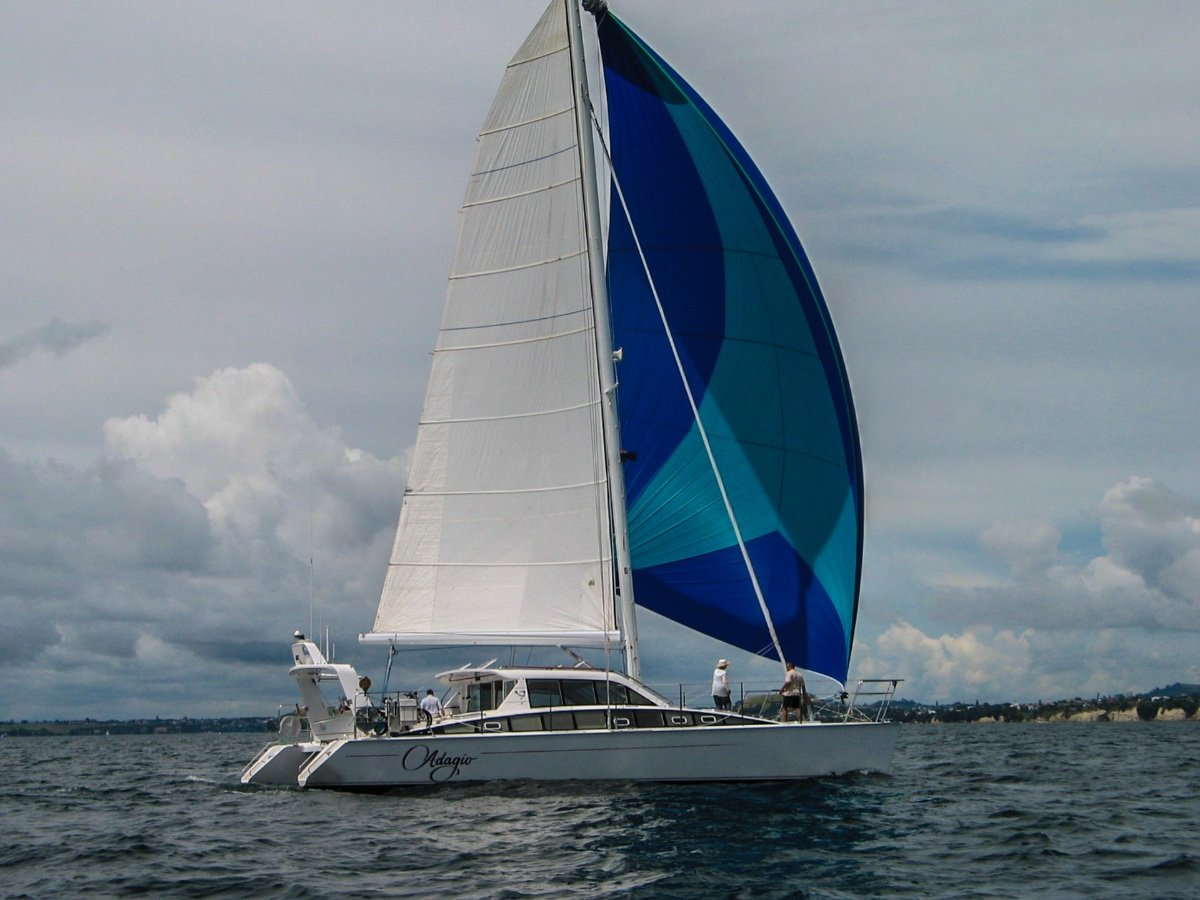 Morrelli And Melvin 52 SUPERB BLUEWATER CAT, MANY UPGRADES!