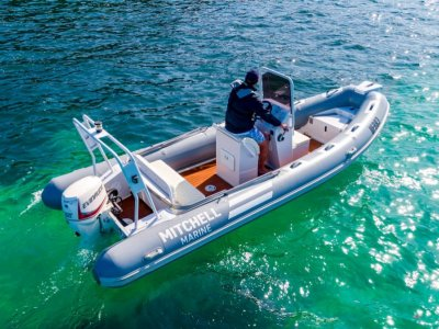 Mitchell Marine 6.0 RIB - Great value boating starts here.