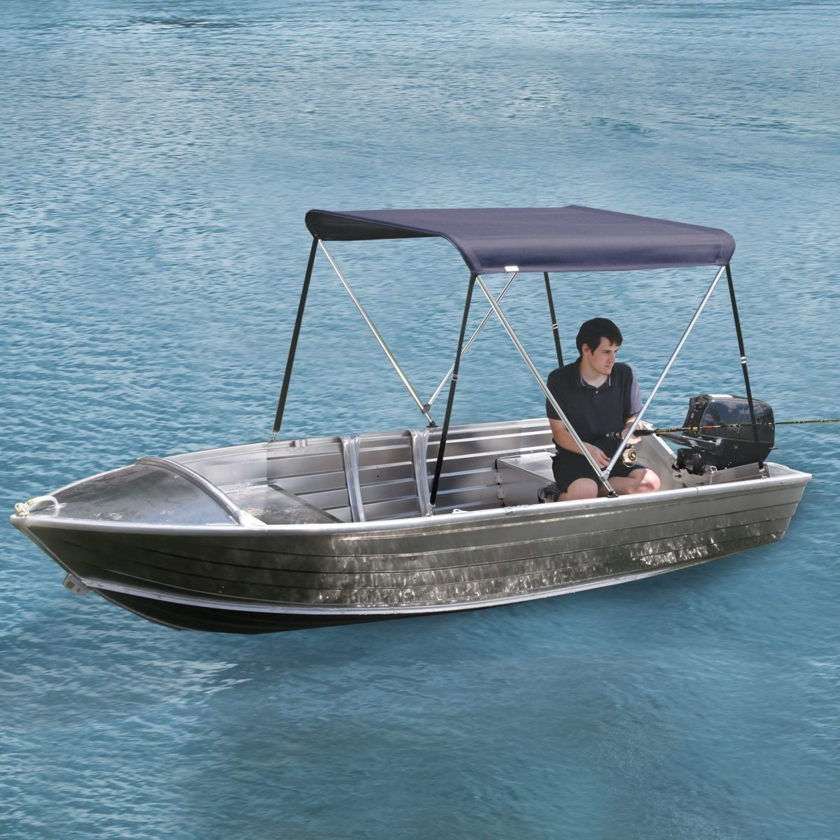 2 BOW BIMINI COVERS - FOR SMALLER DINGHY'S AND BOATS - $ 169.00
