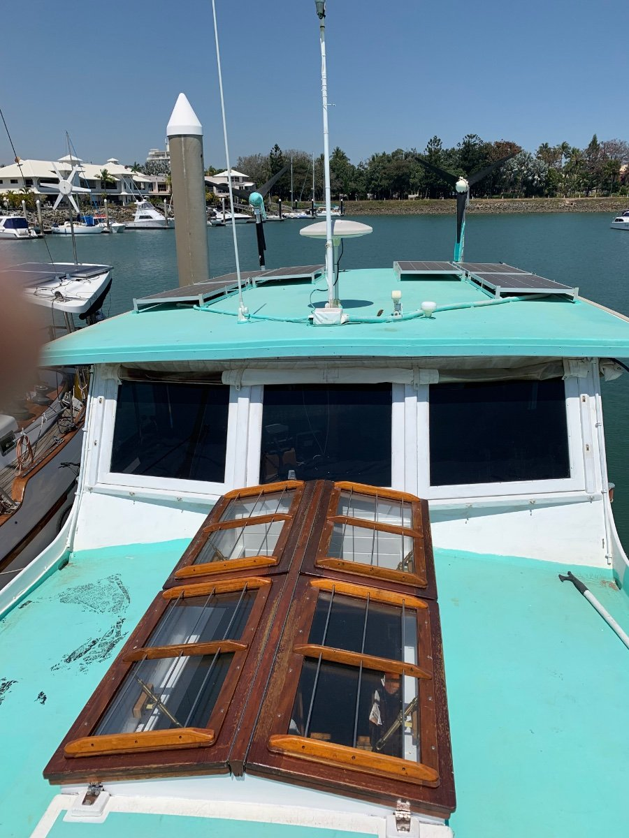 Holmes 48 Motor Cruiser