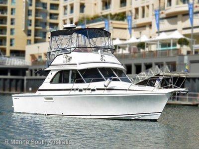 Caribbean 35 Flybridge Cruiser