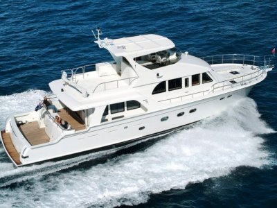 Cheoy Lee 75 Motor Yacht New Listing