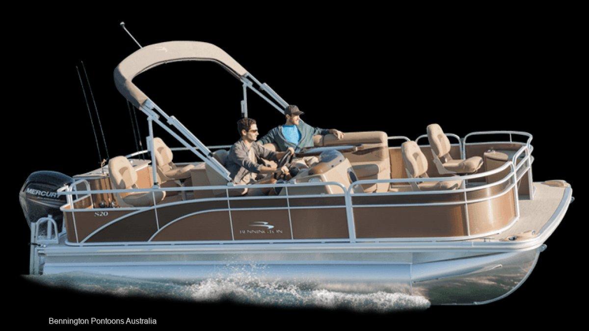 Bennington Pontoon Boat 22SS