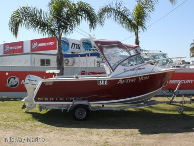 Chivers Sports Fisherman 550SF
