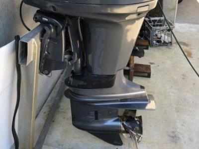 """YAMAHA 150HP HPDI 2 STROKE OUTBOARD 2002 25"""" EXTRA LONG"""