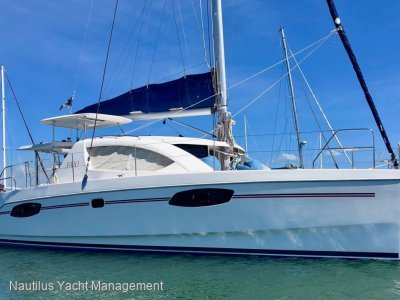 Leopard Catamarans 39 Owners version. Immacualte. Set up for live aboard