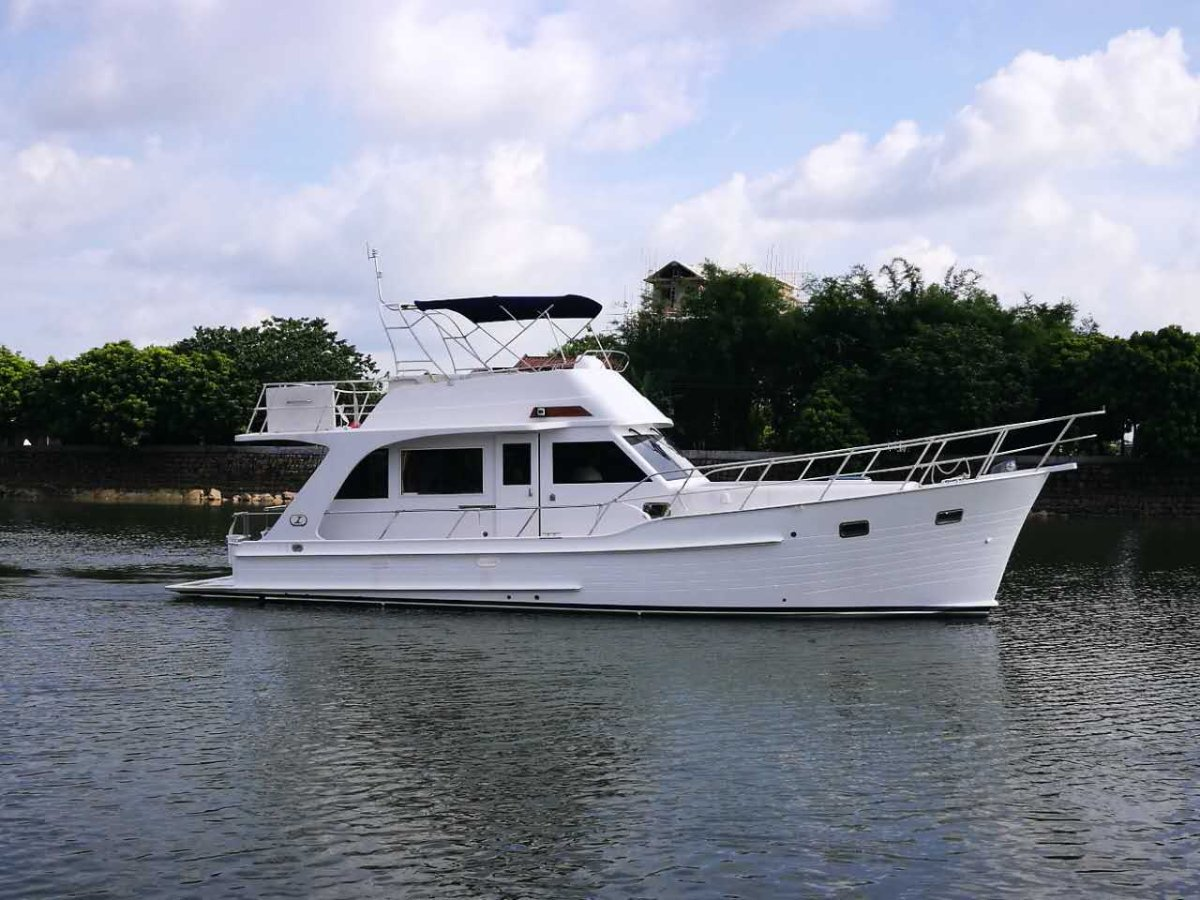 Integrity 440 Flybridge (NEW)