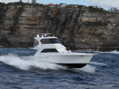 Caribbean 49 Flybridge Cruiser - 2020MY