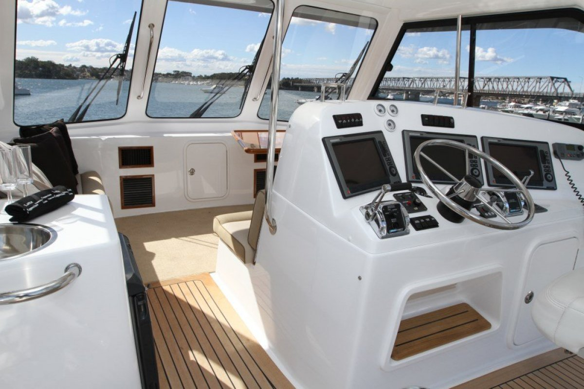 Caribbean 49 Flybridge Cruiser - 2019MY