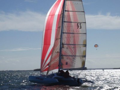 Farrier F-22R FANTASTIC DAY SAIL AND CLUB RACER