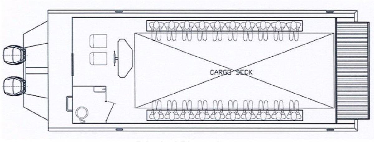 NEW BUILD - Centurion 36 Passenger Boat