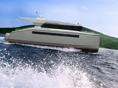 NEW BUILD - 10.8m Catamaran Motoryacht
