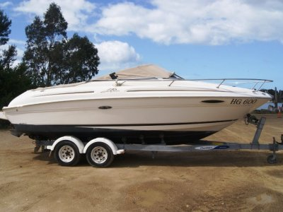 Sea Ray 235 Express Cruiser