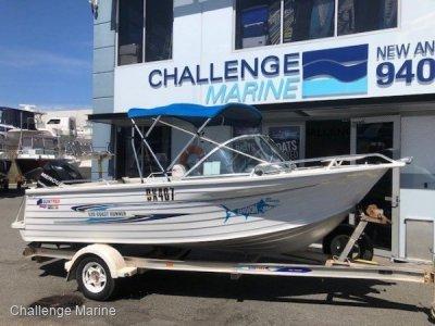 Quintrex 520 Coast Runner