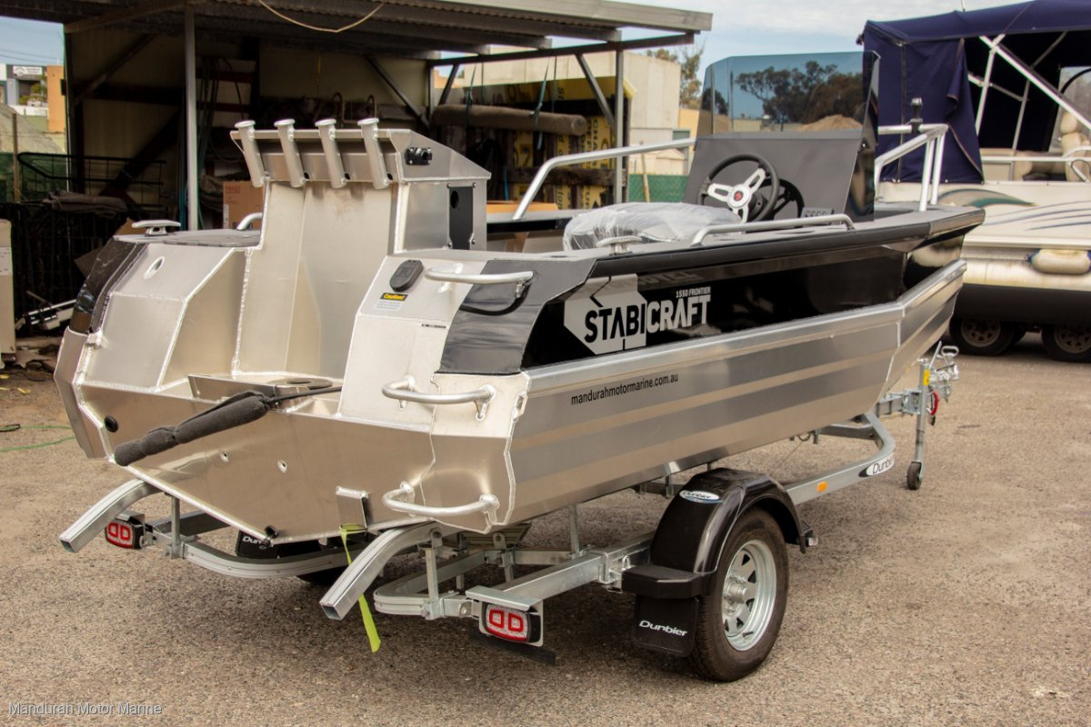 New Stabicraft 1550 Frontier