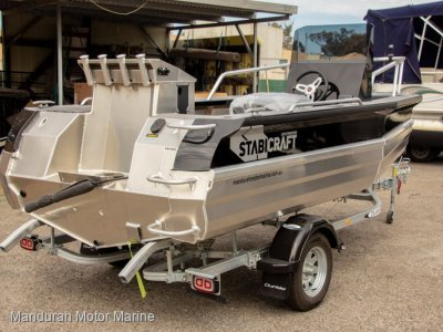 Stabicraft 1550 Frontier - BOAT SHOW PRICING DEAL!!