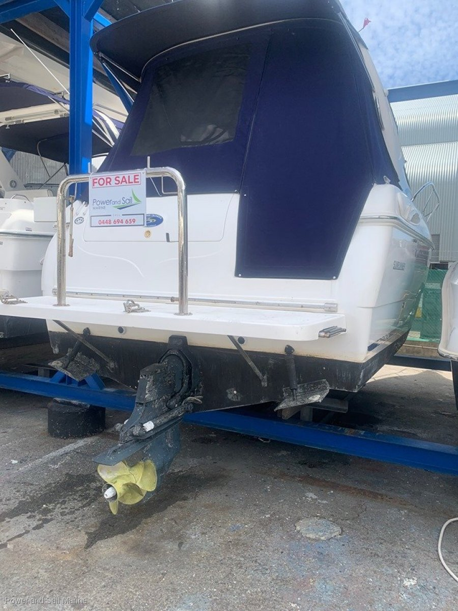 Sunrunner 2800 ONLY 196 HOURS AND NEW MANIFOLDS AND RISERS!!!