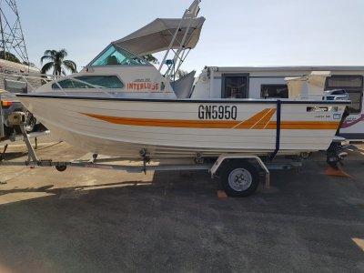 Savage Lancer 540 Half cabin