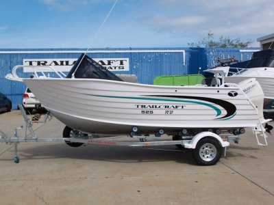 Trailcraft 525 Runabout Immediate Delivery / Price Slashed by $12,000