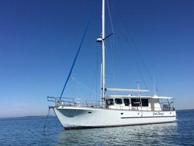 46 ft Ocean Going Motorsailer