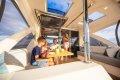Riviera 505 SUV:Riviera 505 SUV Laundry - Gloss Walnut Timber Finish