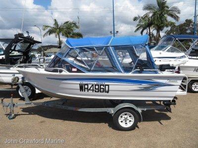 Stessco Skipper 420 DLX