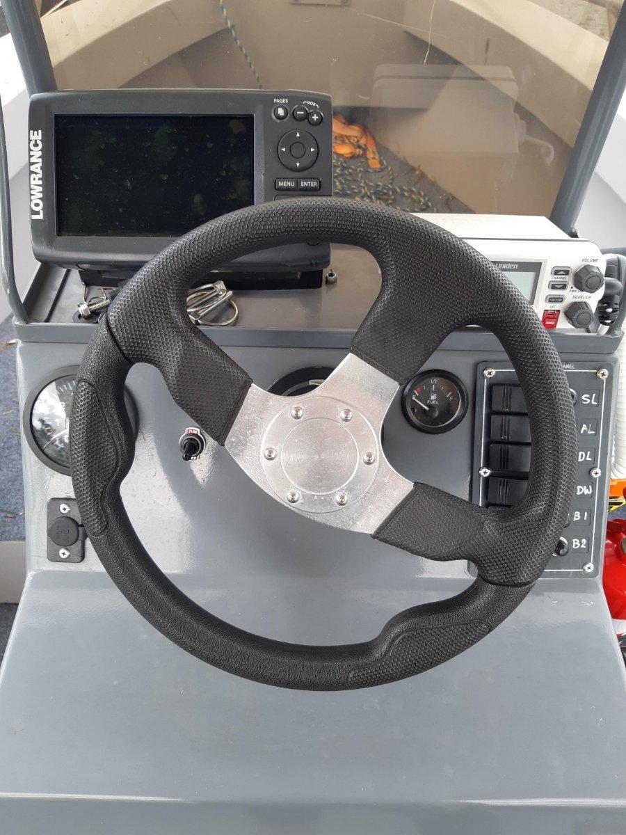 Sabrecraft Marine Centre Console Plate Ally Centre Console
