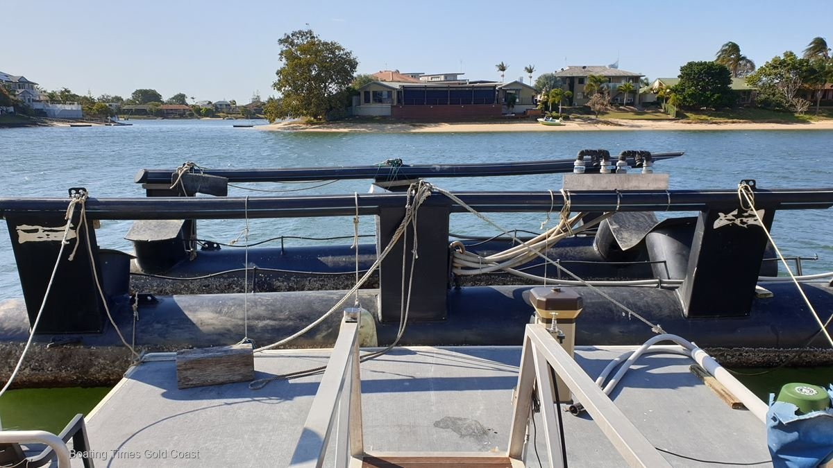 Boat Lift Air Berth 520