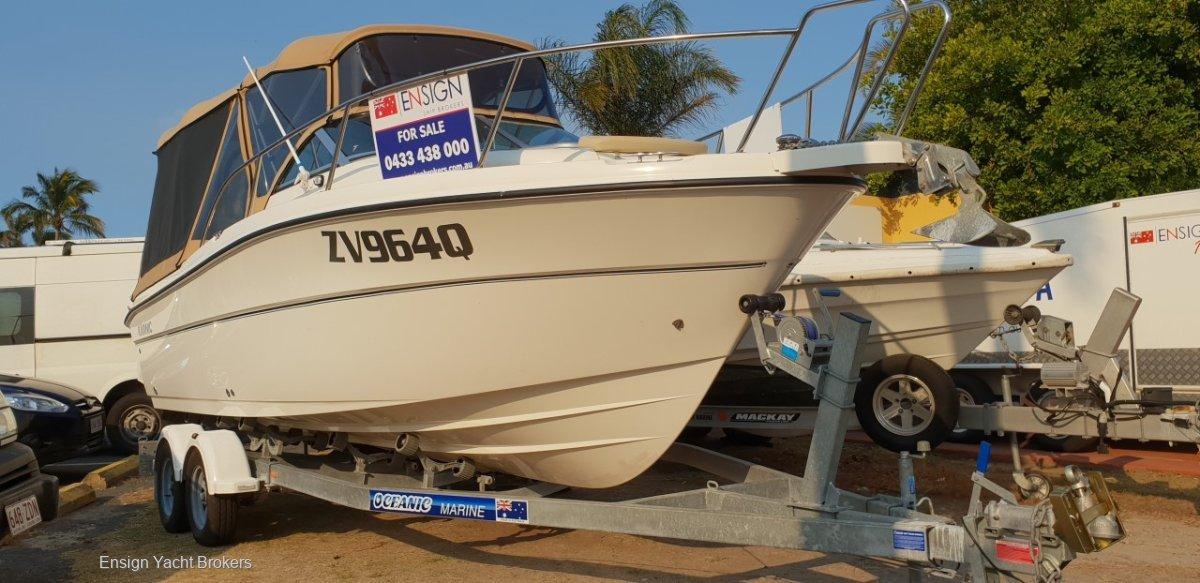 Karnic 2250 Bluewater