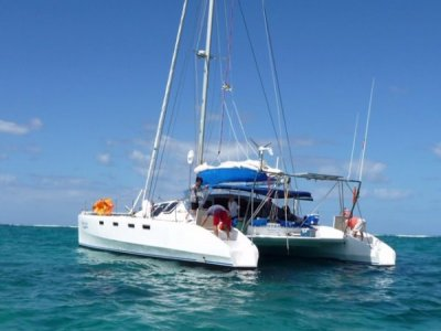 Simpson Slipstream 15 Performance Cruising Catamaran