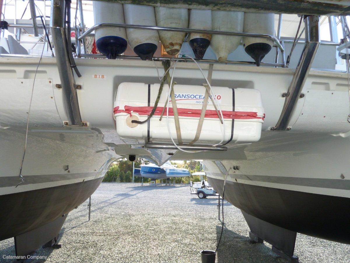 Lagoon 400 Cruise Ready