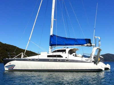 Farrier 13 Catamaran