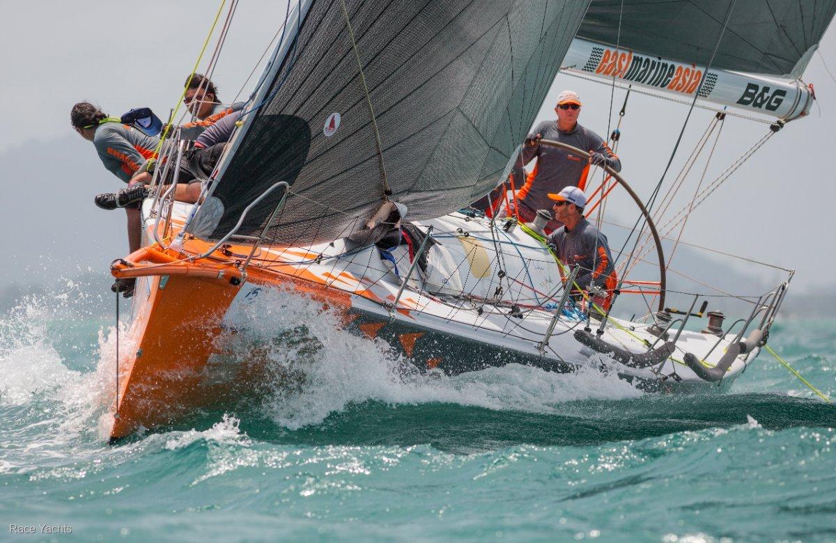 Sydney Yachts 40 Turbo