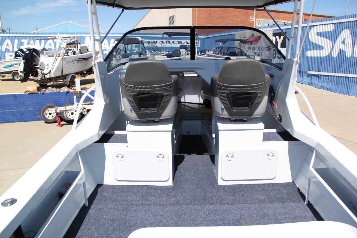Trailcraft 680 Sportscab