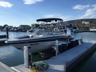 Aqua Boat Lift (4-Tank; 2,000kg capacity)