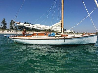 Arthur Bishop Motor Sailor Bermuda cutter rig