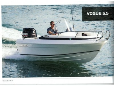 Seafarer Vogue 5.5 Centre Console