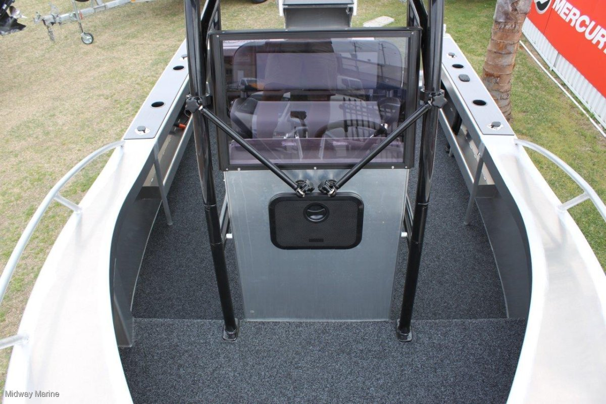 New Fish Hunter 550CC Fisherman centre console
