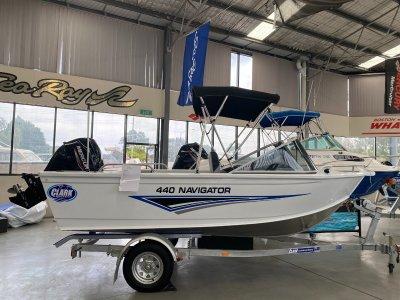 Clark 440 Navigator L/S