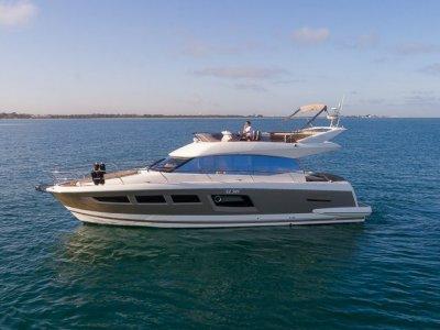 Prestige 500 Flybridge Cruiser (Virtual tour)