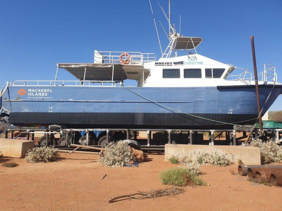 50' Global Marine Design Charter Cat