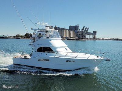 Oceantech 40 Flybridge Aluminium
