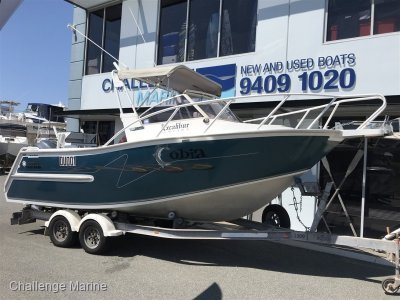 Goldstar 620 Runabout Excalibur series plate ally