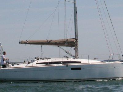 Jeanneau Sun Odyssey 349