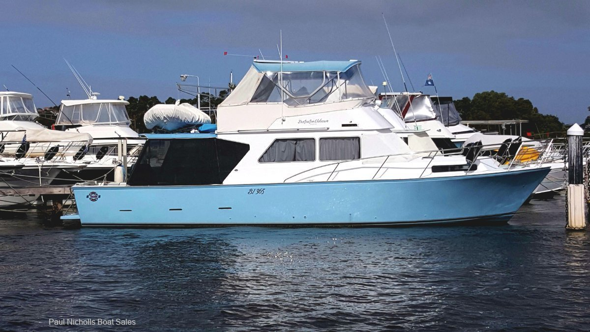 Randell 42 Flybridge GREAT ENTERTAINER AND PRICED TO SELL !!!!