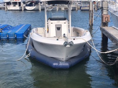 FAB DOCK SUITABLE FOR VESSEL UP TO 28 FEET