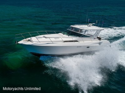 Riviera M400 Sports Cruiser Excellent accommodation, diesel economy