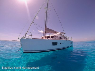 Lagoon 380 Owner's version. Never chartered. Cruise-ready