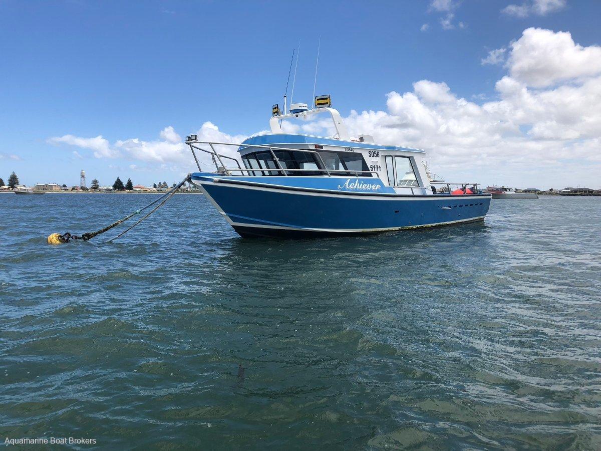 Alufarm Fishing Vessel 14.8m Cray Fishing Vessel - Immaculate Condition