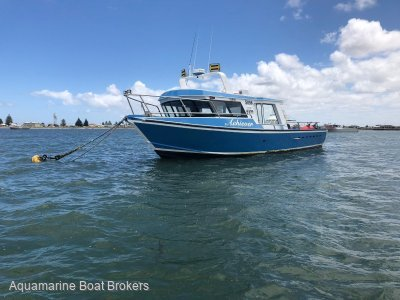 Alufarm Fishing Vessel 14.8m Cray Fishing Vessel - Immaculate Condition
